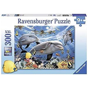 Ravensburger Italy Rav Pzl 300 Pz Delfini 13052 Multicolore 878714