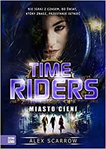 Scarrow alex time riders pdf