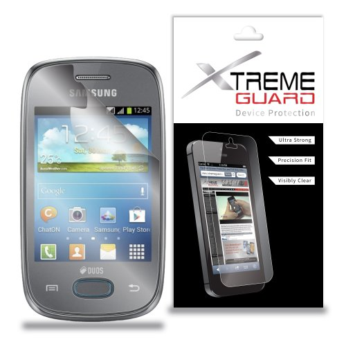 XtremeGuardTM Samsung Galaxy Pocket Neo Screen Protector (Ultra Clear)