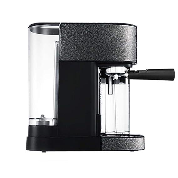Cafetera italiana.Semiautomática.Polivalente, Negro: Amazon.es: Hogar