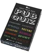 Talking Tables Pub Quiz Party Game