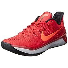 Nike Mens Kobe AD University Red Basketball shoes 852425-608