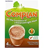 Complan Chocolate Flavour Nutritional Drink 4 X 55G - Pack of 6