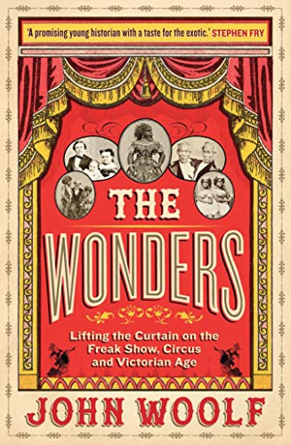 The Wonders: Lifting the Curtain on the Freak Show, for sale  Delivered anywhere in USA