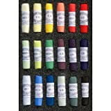 Unison Soft Pastel Set - 18 Mixed Colours by Unison