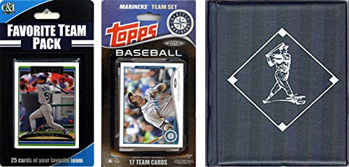 C&I Collectables MLB Seattle Mariners Player Trading Cards ()