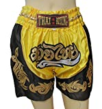 Thai boxing 2 Tone Boxer For Kids Fit For Waist 20-21-22 Inches Size S