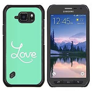 Dragon Case - FOR Samsung Galaxy S6 active/G870A/G890A (Not Fit S6) - camera umbrella headphones white - Caja protectora de pl??stico duro de la cubierta Dise?¡Ào Slim Fit