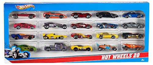 (Hot Wheels 20 Car Gift Pack (Styles May)