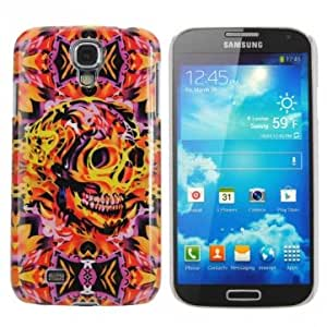 Flame Pattern PC Protective Case For Samsung Galaxy S4 I9500