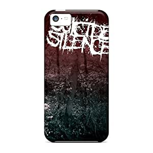 Shockproof Hard Phone Covers For Iphone 5c With Provide Private Custom Realistic Papa Roach Pictures KevinCormack