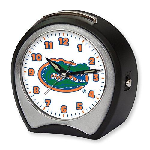 NCAA Collegiate Team Glow-in-the-Dark Table Musical Alarm Clock: University of Florida