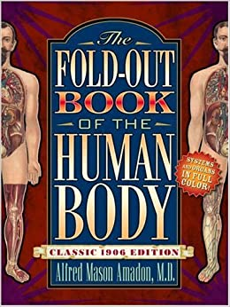 Fold Out Atlas Of The Human Body Three Dimensional Illustrated