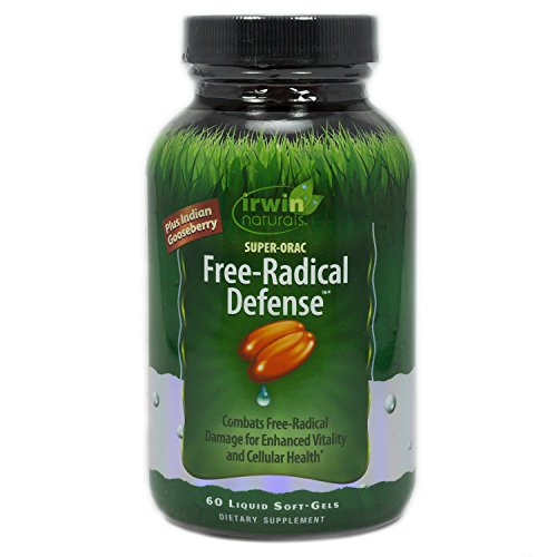 Super Orac Antioxidant (Irwin Naturals Super-Orac Free-Radical Defense, 60 Count)