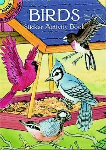(Birds Sticker Activity Book (Dover Little Activity Books Stickers))