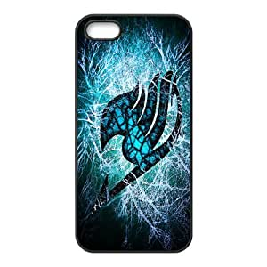 Blue green fairy tail Cell Phone Case for iPhone 5S