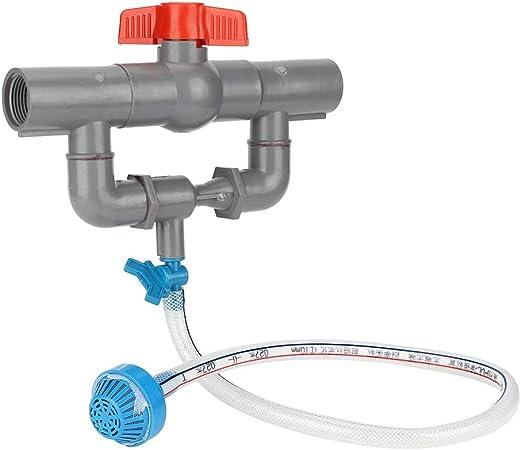 1//2 1//2 Manifold for Venturi Fertilizer Injector for garden drip irrigation.