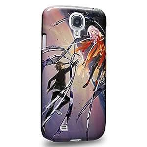 Case88 Premium Designs Guilty Crown GC Funeral Parlor Yuzuriha Inori Shu Ouma 1191 Carcasa/Funda dura para el Samsung Galaxy S4