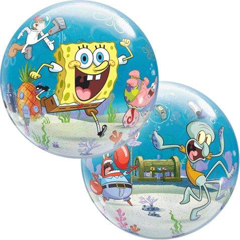 Spongebob & Friends, Single Bubble Balloon