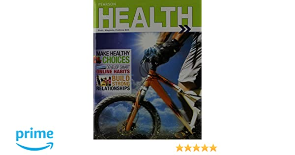 Amazon.com: PRENTICE HALL HEALTH 2014 STUDENT EDITION (9780133270303): PRENTICE HALL: Books