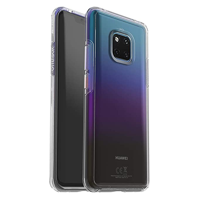 online retailer abafb b1b75 OtterBox SYMMETRY CLEAR SERIES Case for Huawei Mate 20 Pro - Retail ...