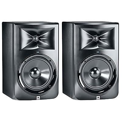 JBL Pro LSR308-PAIR Studio Montior from JBL Pro