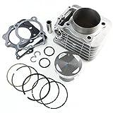Niche Industries 1450 Honda Sportrax TRX400EX 89mm 440cc Big Bore Cylinder Piston Gasket Kit 99-08