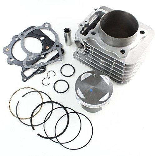 NICHE 89mm 440cc Big Bore Cylinder Piston Gasket Kit for Honda Sportrax TRX400EX 1999-2008