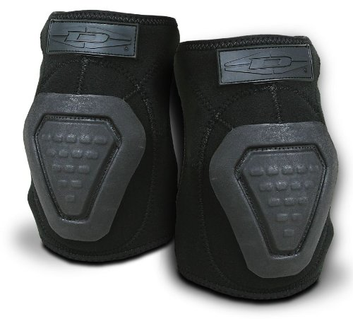 Damascus DNEPB Imperial Neoprene Elbow Pads with Reinforced Non-slip Trion-X Caps, - Elbow Outside