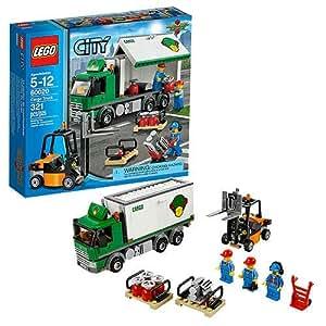 LEGO City 60020 Cargo Truck Toy Building
