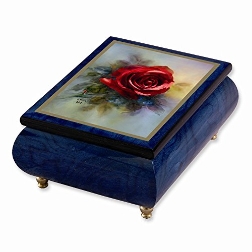Jewels By Lux Artist Lena Liu - True Love Music Box (Lena Liu Music Box)