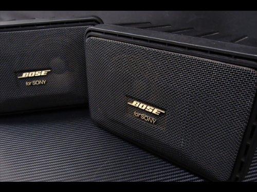 Bose forSony MU-S101 101MM コンパクトモニタースピーカー 左右ペア 連番 B00EPB6A04