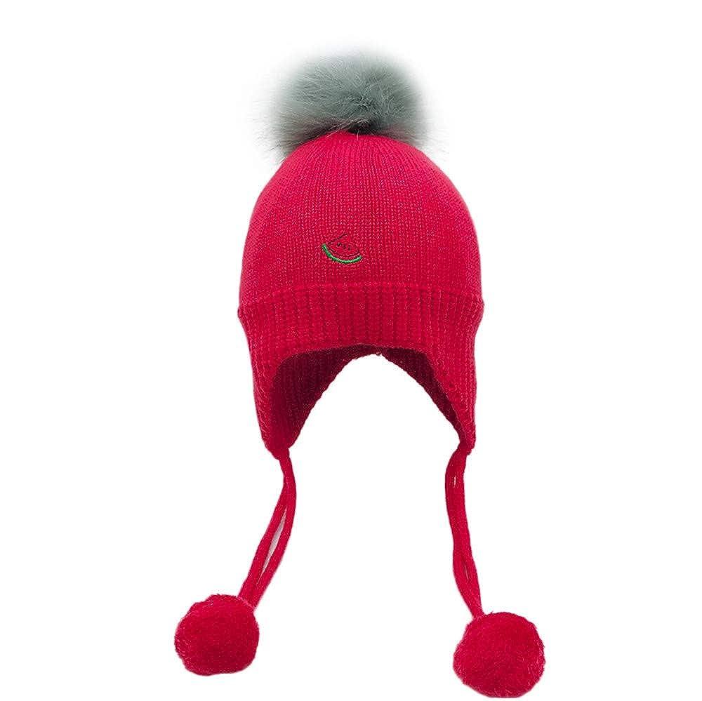 Cappello del bambinoRagazzi Ragazze Cappelli Cute Dog Design Autunno Inverno Cappello Autunno Inverno Cappello Cappello del Bambino