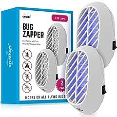 door Plug-in Bug Zapper