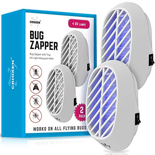 Crioxen Indoor Plug-in Bug Zapper