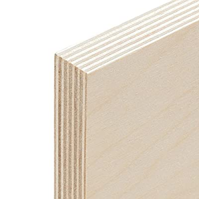 Baltic Birch Plywood, 3/4'' thick, 12'' x 30''