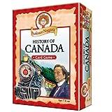 Outset Media Educational Trivia Card Game, Professor Noggin's History of Canada