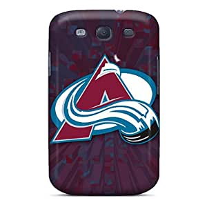 Galaxy S3 Covers Cases - Eco-friendly Packaging(colorado Avalanche)