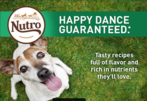 Nutro Wet Dog Food Cuts in Gravy Variety Pack, Tender Chicken Stew, Roasted Turkey & Vegetable Stew, Simmered Beef & Potato Stew, and Savory Lamb & Vegetable Stew, (24) 3.5 oz. Trays