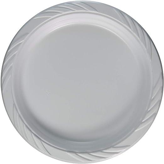 Amazon.com: Blue Sky 241 100 unidades platos de plástico ...