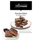 ProTherapies High Protein Wafer Bars 15g - Low Carb Chocolate Wafer Bar for Healthy Diets, 5 Count