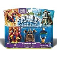 Paquete de aventuras de Skylanders Spyro: Dragon's Peak