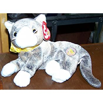 Amazon Com Ty Beanie Baby Gypsy The Cat Toys Amp Games