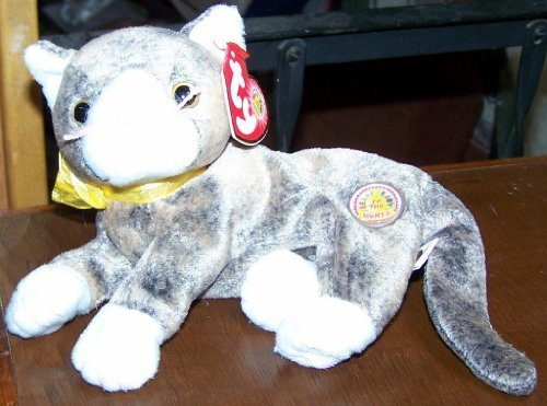 TY Beanie Baby - CAPPUCCINO the Cat (BBOM May 2003) [Toy]]()