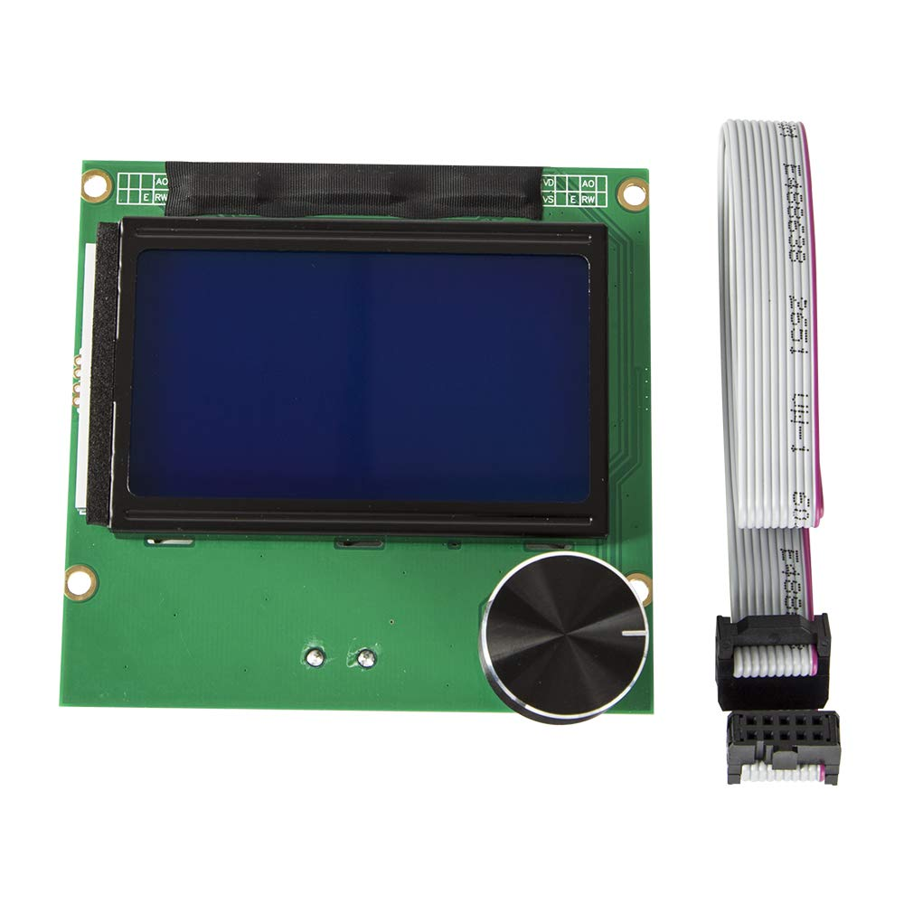Comgrow 3D Printer LCD Display for Ender-3 Ender-3X Ender-3 Pro Creality 3d