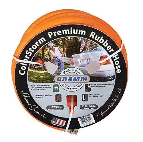 Dramm 17102 ColorStorm Premium Rubber Hose 5/8