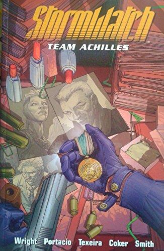 Stormwatch: Team Achilles - Volume 2