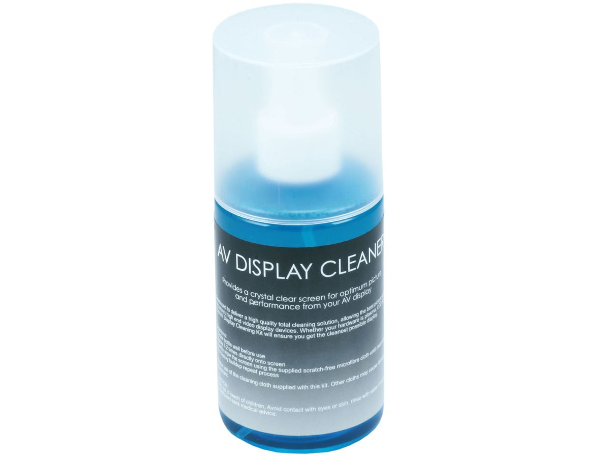 Monoprice Universal Screen Cleaner (Large Bottle) for LCD & Plasmas TV, all iPad, iPhone, Galaxy Tabs, and smartphones