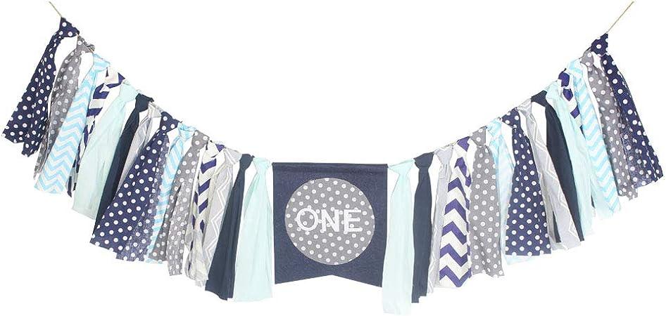 Wedding Birthday Silver Shower Lace Newborn Navy Back Drop Highchair Photo Shoot Fabric Banner Cake Smash