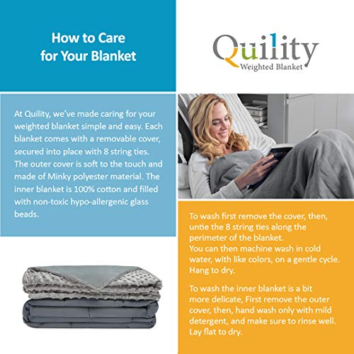 "Quility Premium Blanket &   20 60""x80""   Between Full Premium Cotton/Minky  "